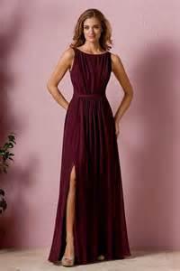 wine wedding dress wine bridesmaid dresses naf dresses