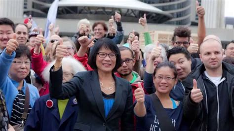 Olivia Chow: Supporting Canada's Immigrants - YouTube