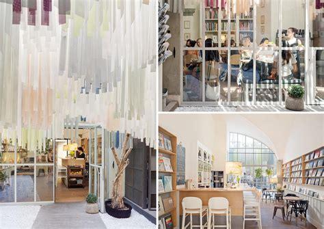 libreria brac libreria brac e le 5 000 strisce di tessuto