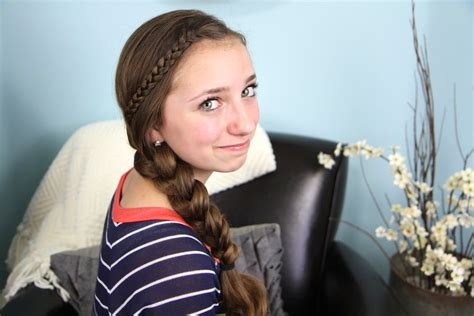 the nested braid easy hairstyles cute girls hairstyles