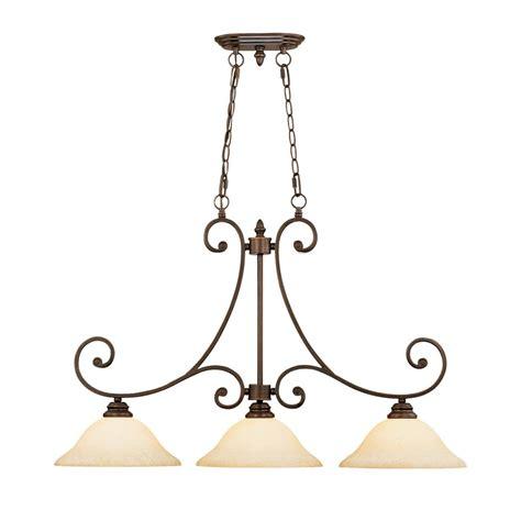 shop millennium lighting oxford w 3 light rubbed bronze