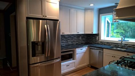 Wilmington Kitchen Cabinets Create Endless Space  Holcomb