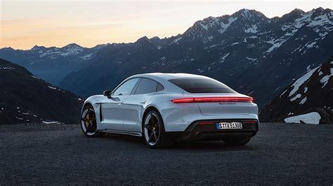 2020 Porsche Taycan Production Starts on September 9 ...