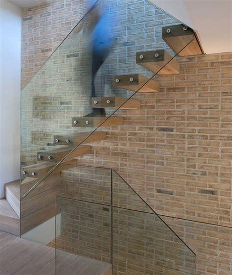 glass staircase design ideas
