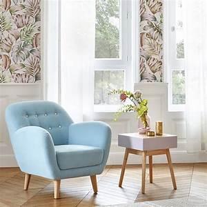Petit Fauteuil Salon : petits fauteuils 15 id es pour chez vous blog but ~ Teatrodelosmanantiales.com Idées de Décoration