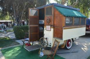 Homemade Vintage Camper Trailers