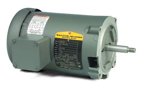 Baldor Electric Motors by Baldor Electric Jm3107 Tap 5 Hp General Purpose Motor