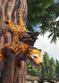 leopard thylacoleo arkpaint   paint ark