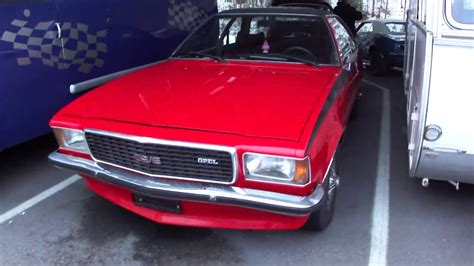 opel rekord d coupe opel rekord d coup 233 sprint coup 233 1977