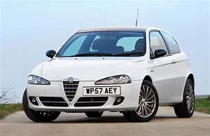 Avis Alfa Romeo 147 : new limited edition alfa 147 collezione comes to uk ~ Gottalentnigeria.com Avis de Voitures