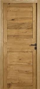 Porte Fin De Chantier Lapeyre : porte proboporte ch ne huil bross mod le izoard avec traverse hue socoda n goces bois ~ Nature-et-papiers.com Idées de Décoration