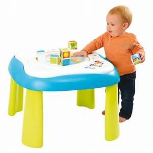 Table Eveil Bebe : table d 39 activit s youpi baby bleu smoby king jouet tapis d 39 veil smoby jeux d 39 veil ~ Teatrodelosmanantiales.com Idées de Décoration
