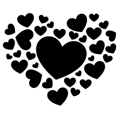 Download for free in png, svg, pdf formats 👆. Free Clipart - Hearts 2