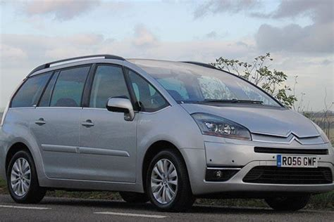 dimension grand c4 picasso citroen c4 grand picasso 2006 road test road tests honest