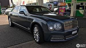 Bentley Mulsanne 2016 : bentley mulsanne ewb 2016 31 march 2017 autogespot ~ Maxctalentgroup.com Avis de Voitures