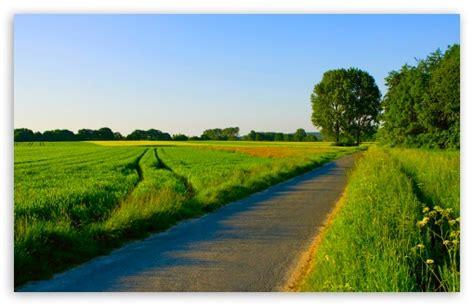 Summer Landscape Nature 5 4k Hd Desktop Wallpaper For 4k