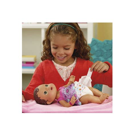 Amazoncom Baby Alive Bitsy Burpsy Baby Doll Toys Games