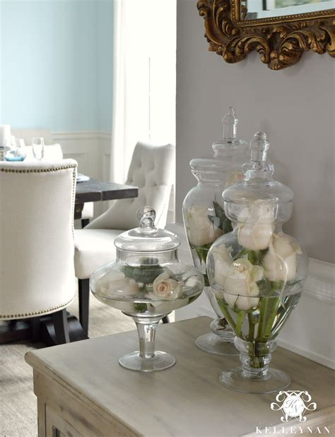 Bathroom Apothecary Jar Ideas by Roses In Apothecary Jars Apothecary Decor Ideas Apoth