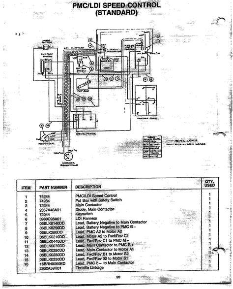 yamaha g1 gas golf cart wiring diagram the wiring