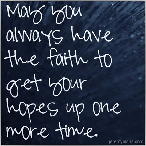 Quotes About Getting Someones Hopes Up