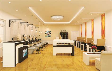 Nstyle is the best nail and hair salon in dubai, sharjah and abu dhabi. Sleek & Stylish Salon Furnishing - Style - NAILS Magazine