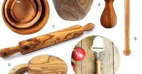 olive wood kitchen accessories all things olive wood for the kitchen product roundup 3674