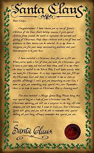 search results for free personalized santa claus letters With amazing santa letters