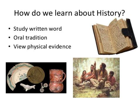 What Is History Soapstone