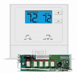 Wireless  Non-programmable Thermostat