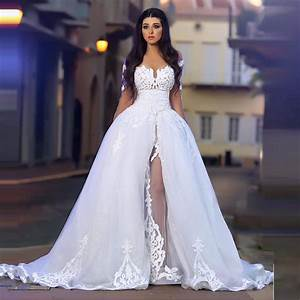 aliexpresscom buy unique sexy bridal dresses high side With sexy wedding dresses