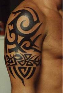Tattoo Tribal Bras : tattoo design ideas for men arm tribal tattoo design for men ~ Melissatoandfro.com Idées de Décoration