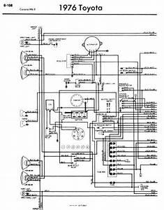 1976 Mercedes Wiring Diagrams