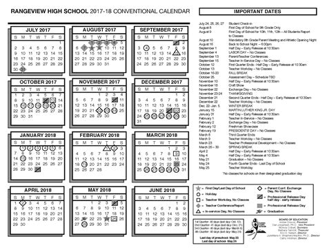 cuesta calendar student planning printable absolutely