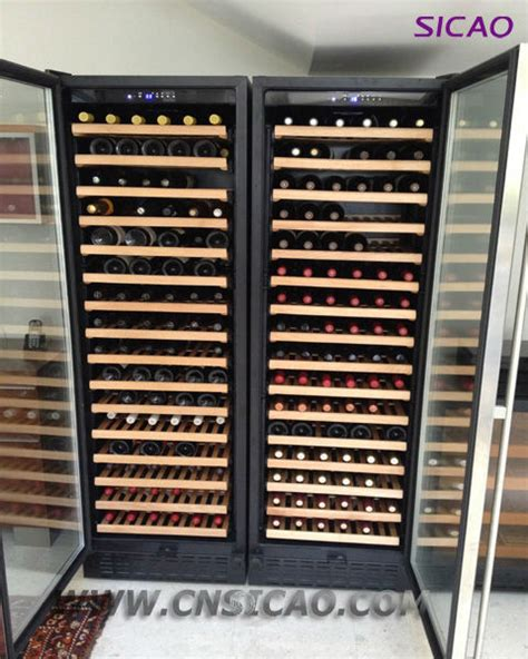 fridge n freezer large capacity hotel restaurant commercial wine cooler