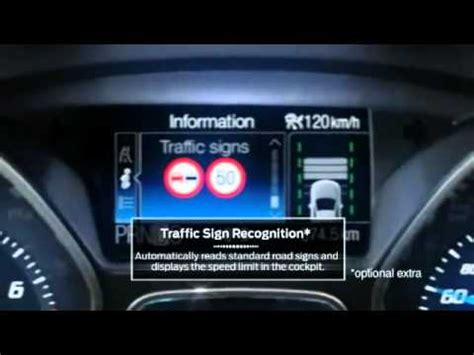smart drive camera lights meaning all new ford focus features explained youtube