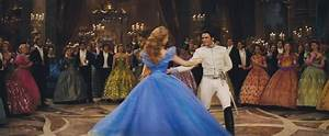 Baby as Charming and Lily James as Cinderella - Rachel ...