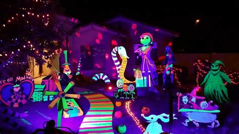 holiday living halloween lights the blacklight blaze the only newsletter devoted