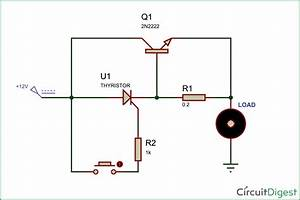 Dc Electronic Fuse Circuit Construction  U0026 Working
