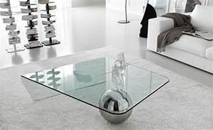 Couchtisch Metall Glas : designer couchtisch der wohnzimmertisch als blickfang ~ Frokenaadalensverden.com Haus und Dekorationen