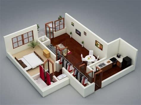 1 Bedroom Apartment Designs Ideas