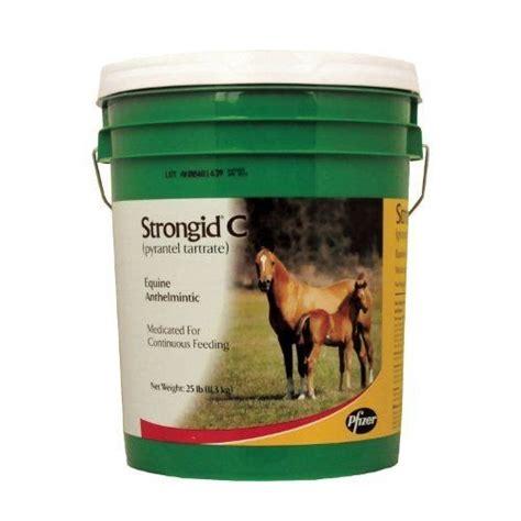 horse strongyles wormer