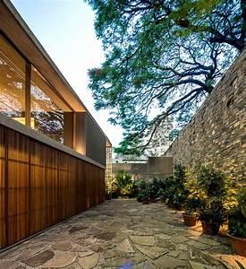 Luxury Concrete House In Sao Paulo By Studio Mk27