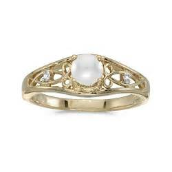 pearl engagement rings gold yellow gold pearl engagement ring engagement rings review