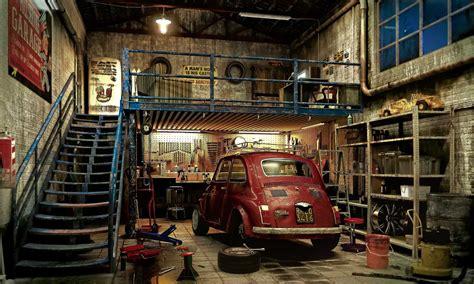 putting cars     dream garage