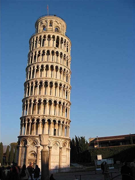 leaning tower of pisa italy travel and tourism