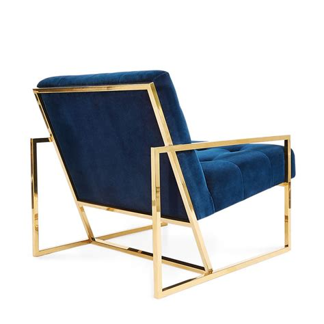 goldfinger lounge chair modern furniture jonathan adler