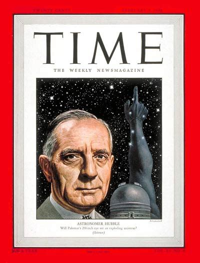 Edwin Hubble Quotes Quotesgram