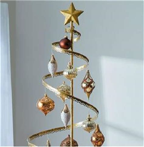 89 quot metal christmas ornament display tree indoor holiday