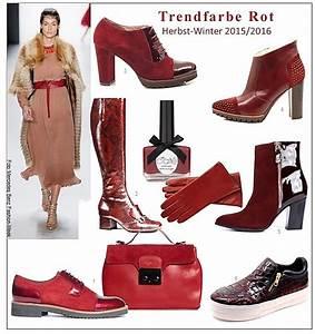 Trendfarbe Herbst 2016 : schuhmode trendfarben herbst winter 2015 16 die welt der schuhe ~ Watch28wear.com Haus und Dekorationen