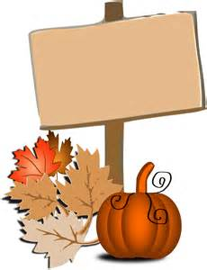Fall Borders Clip Art